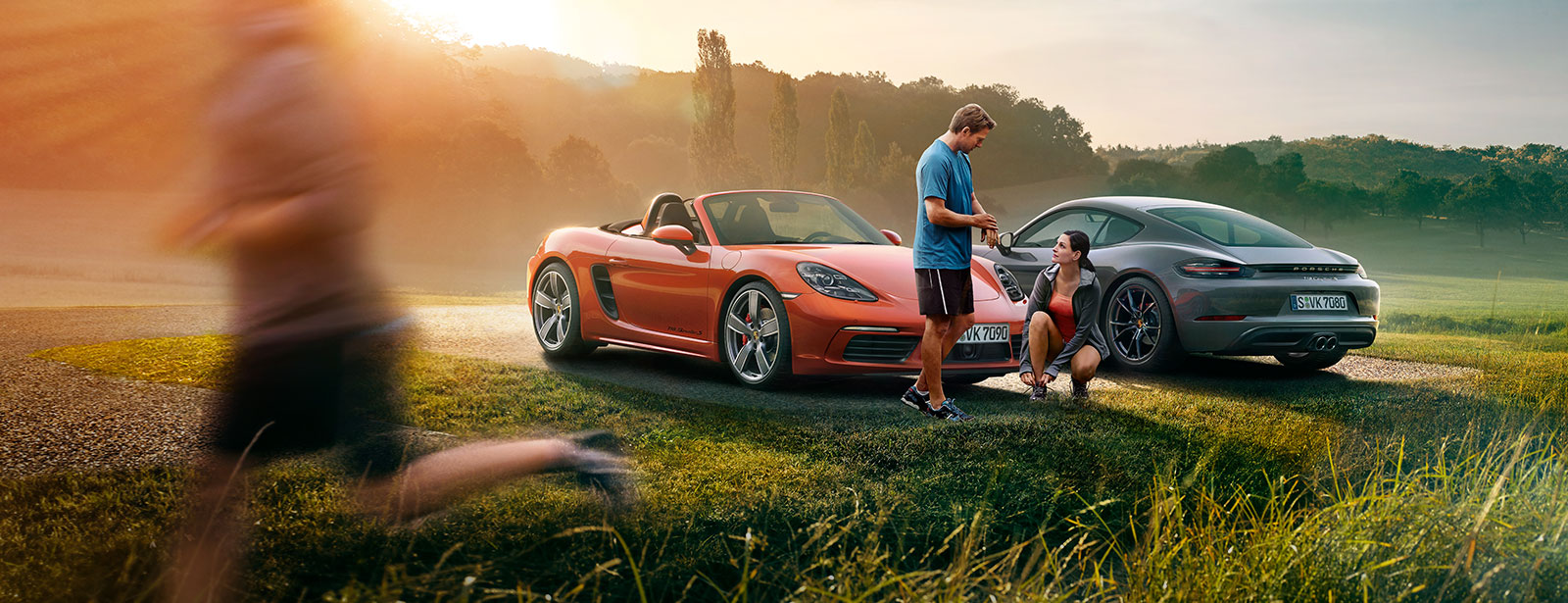 Contact Porsche Centre Townsville